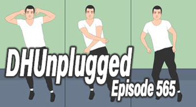 DHUnplugged #565: Wobble Baby
